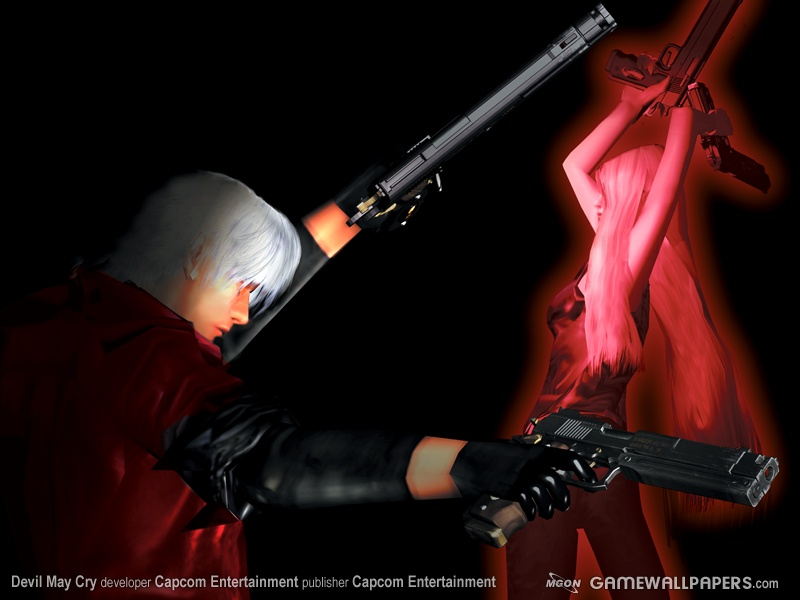 wallpaper devil may cry 4. Wallpapers Devil May Cry.
