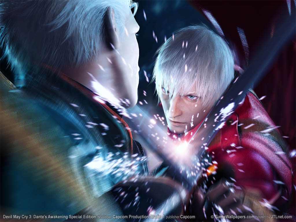 Devil may cry 3 special edition fr